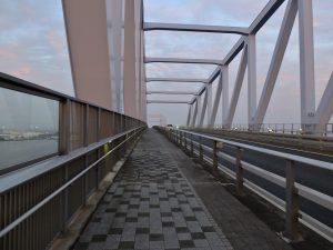 東京ゲートブリッジのトラス構造